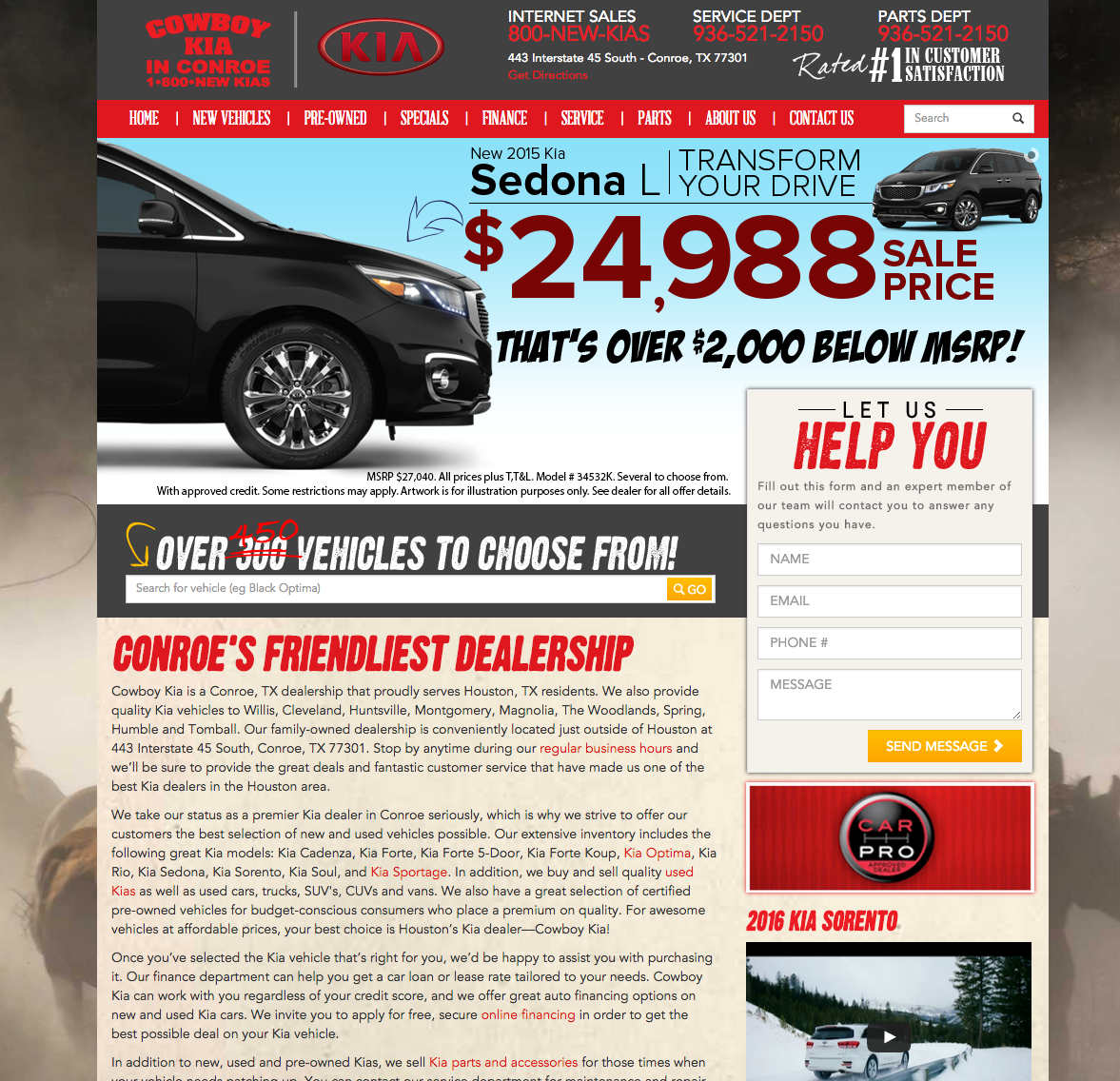 Dealerwebb Takes Dealer Website Banners to a Higher Level