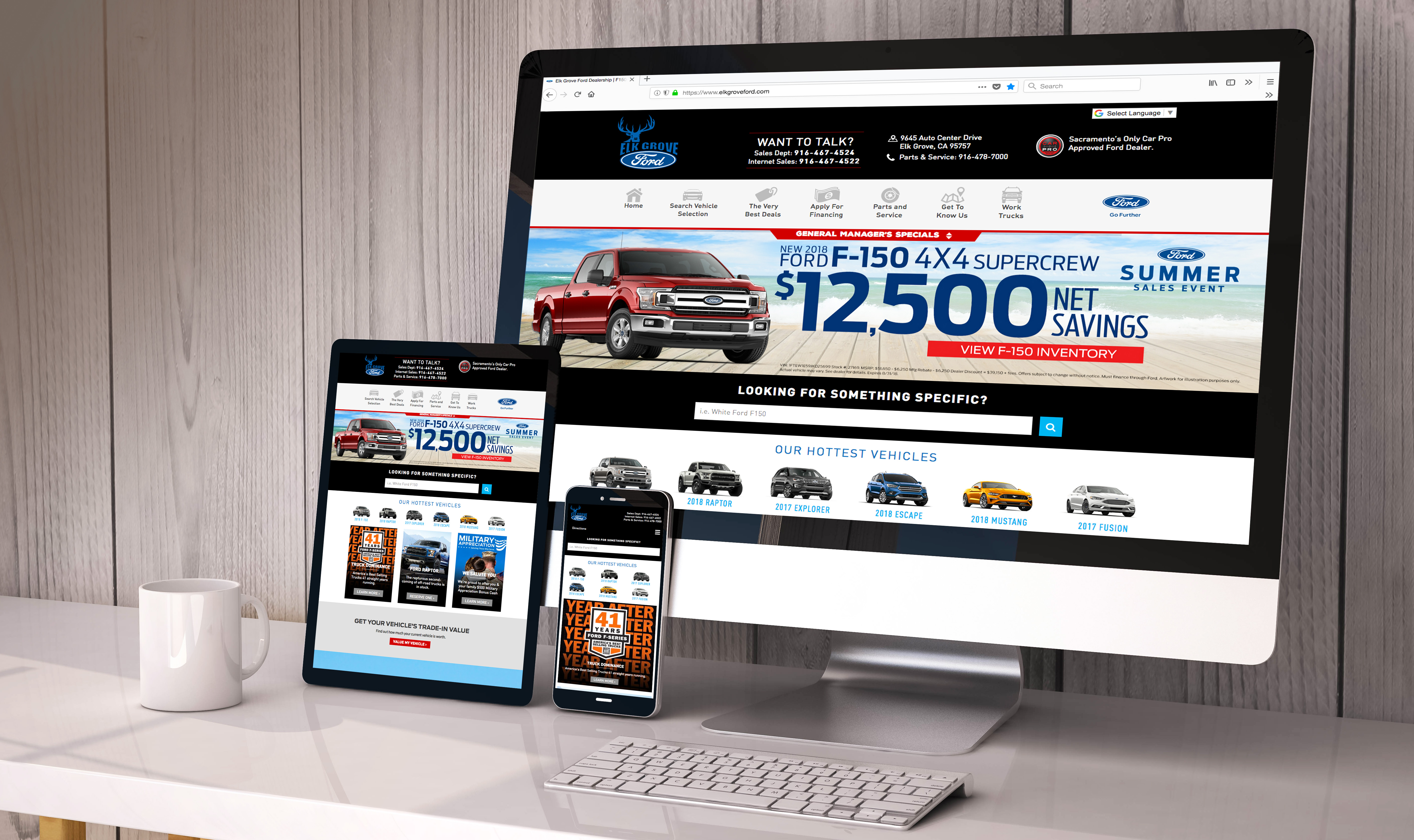 Ways to Develop Your Automotive Website